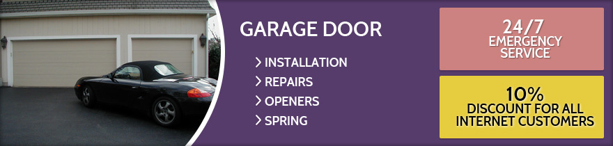 Burleson Garage Door Repair
